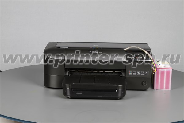 HP Officejet 6100 ePrinter 3D модель