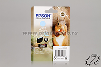 Картридж Epson 378XL light cyan/светло-голубой