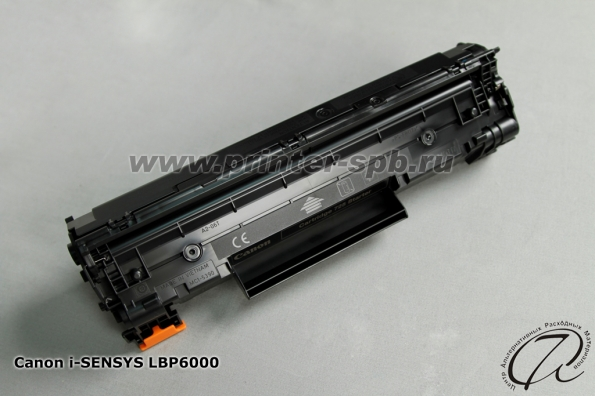 Картридж Canon 725 Black (черный) 3484B002