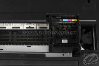 Epson WorkForce PRO WF-3720DWF, доступ к каретке
