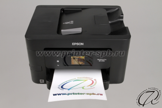 Epson WorkForce PRO WF-3720DWF, общий вид