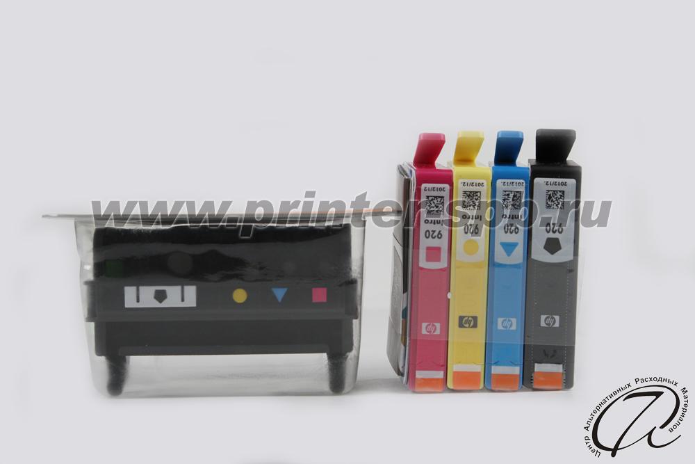 HP Officejet 7000 картриджи