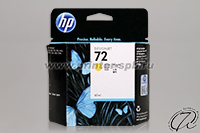Картридж HP 72 yellow