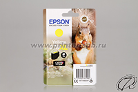 Картридж Epson 378XL yellow/желтый