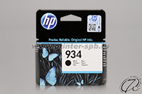 Картридж HP 934 (C2P19AE) black/черный