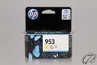 Картридж HP 953 yellow/желтый