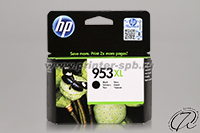 Картридж HP 953XL black
