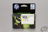 Картридж HP 953XL yellow/желтый