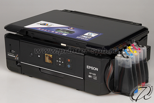 epson expression premium xp 520 7 epson xp 520. Black Bedroom Furniture Sets. Home Design Ideas