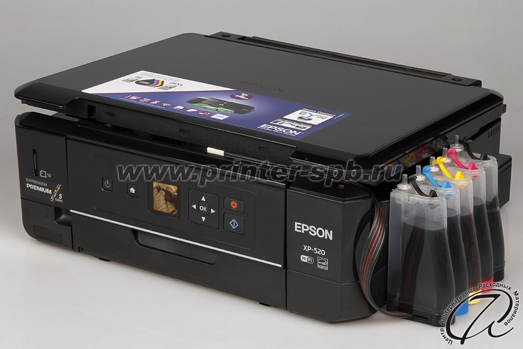 Epson xp 422 инструкция на русском