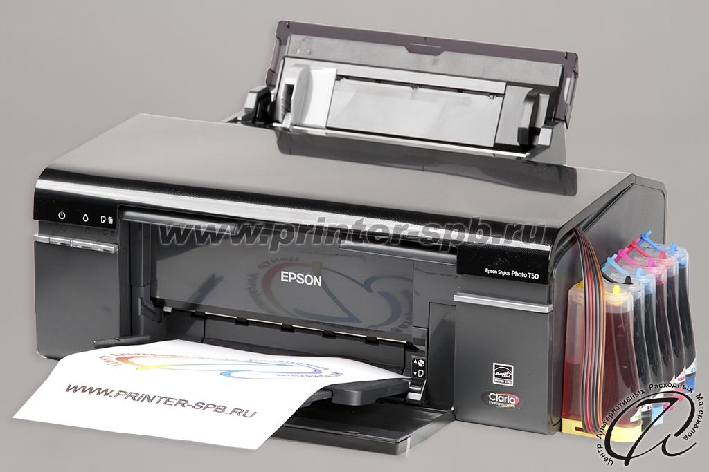 Принтер Epson Инструкция