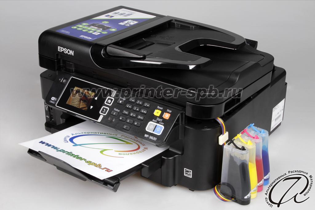Инструкция К Принтеру Epson T50