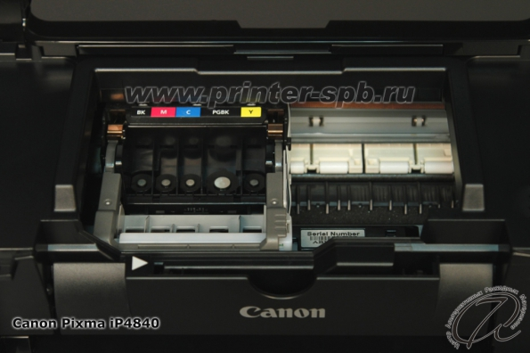 Картридж Canon CLI-426M для iP4840 MG5140 MG5240 MG6140 MG8140. Пурпурный. 446 страниц.