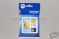 Картридж Brother LC3211Y yellow