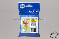 Картридж Brother LC3213Y yellow
