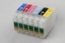 Перезаправляемые картриджи (ПЗК) Epson 1500W