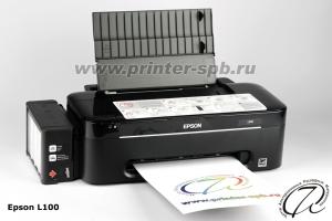 Фото Принтер Epson L100