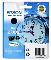 Epson C13T27914010 (T2791XXL) картридж черный