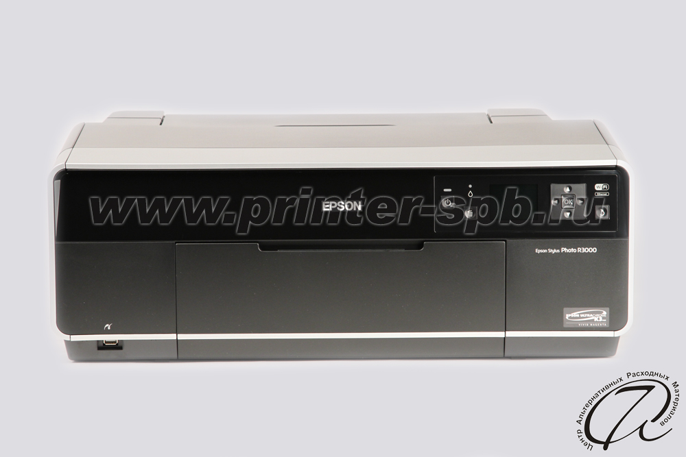 Epson Stylus Photo R3000 фронт