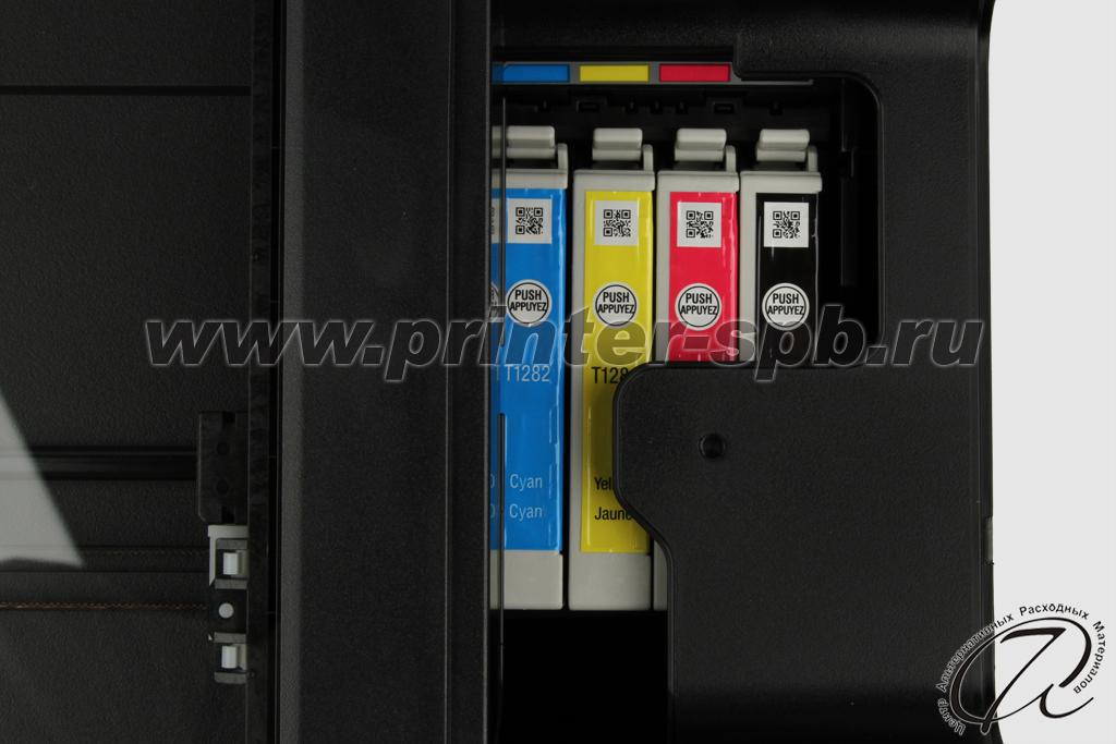 Драйвер на принтер Epson Stylus Sx130