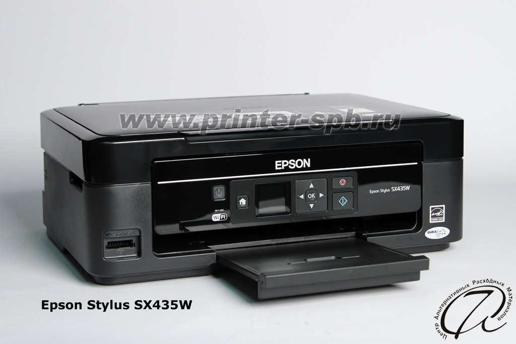 epson stylus sx435w 7. Black Bedroom Furniture Sets. Home Design Ideas