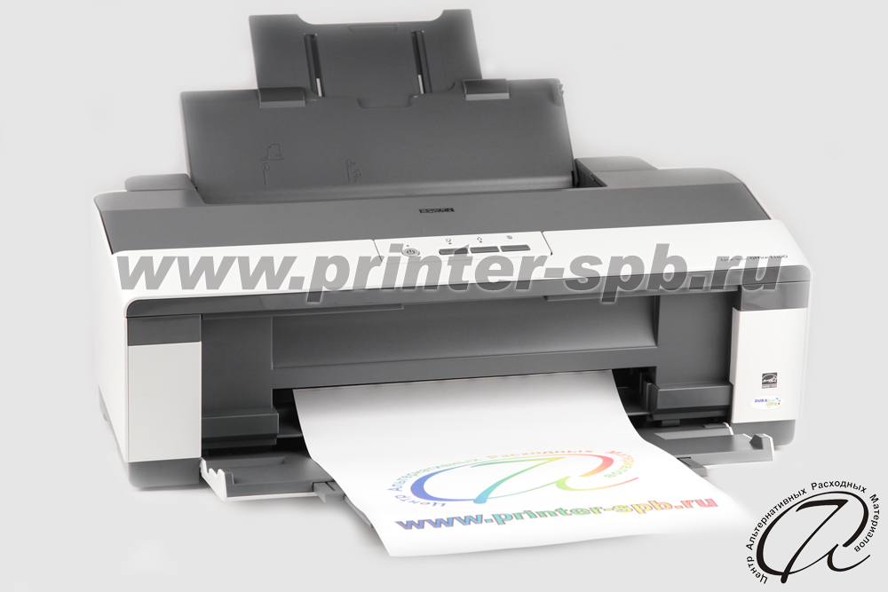 Epson Stylus Office T1100 боковой вид 45