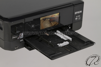 Epson Expression Photo XP-760, кассета для фотобумаги
