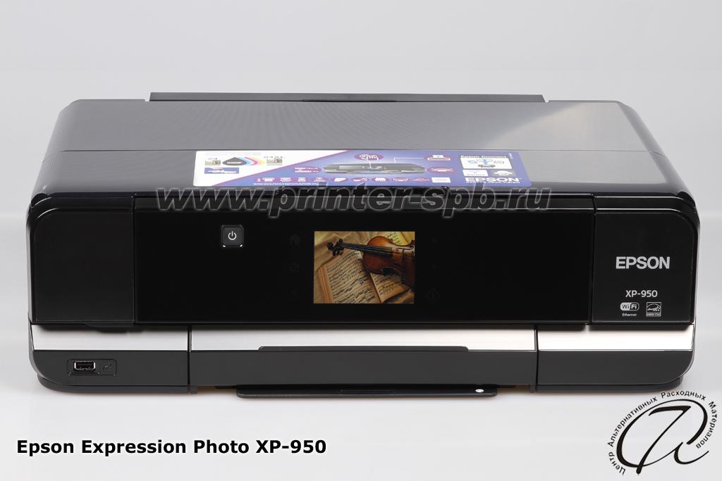 Epson Xp 950 инструкция - фото 6