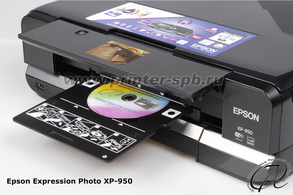 Epson Xp 950 инструкция - фото 7