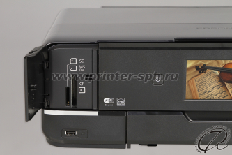 Epson Expression Photo XP-960, кардридер