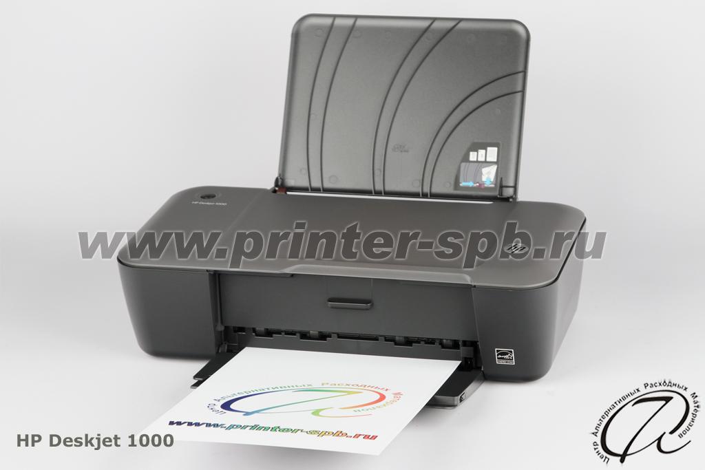 принтер hp 1000 инструкция