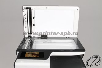 HP PageWide 377dw, сканер