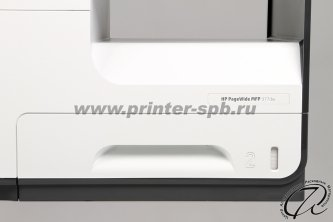HP PageWide 377dw, подающая кассета
