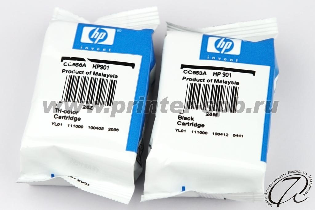 HP OfficeJet 4500 картриджи