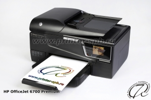 Обзор HP Officejet 6700
