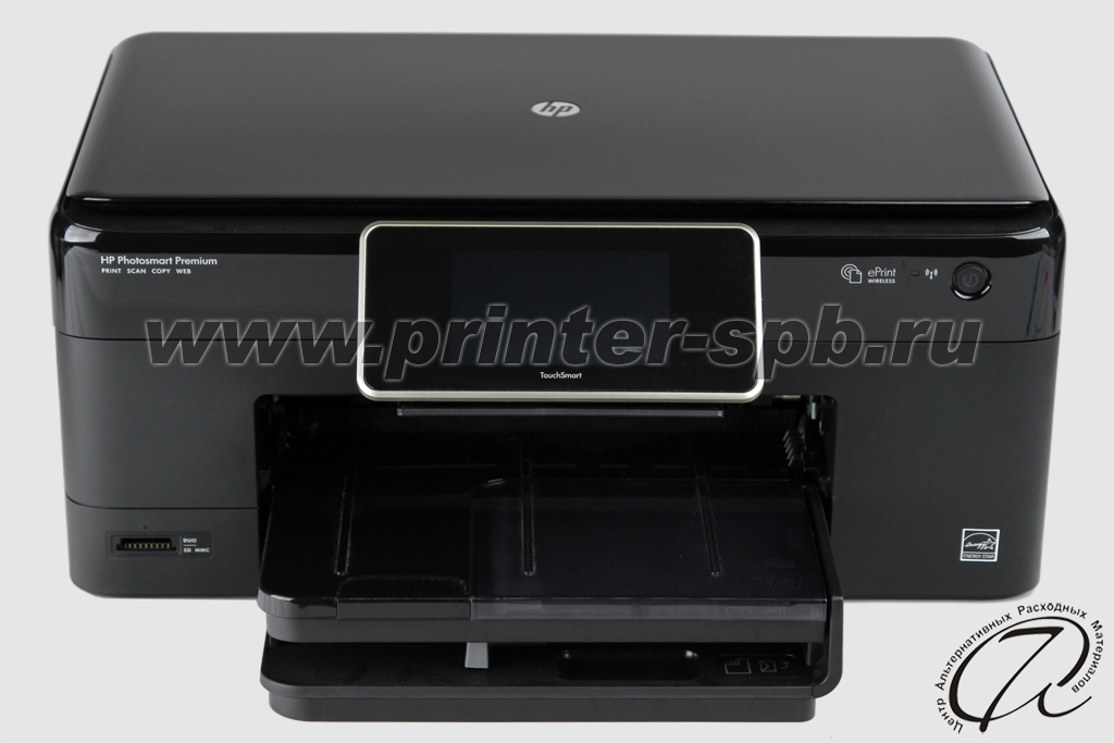 how to connect hp photosmart premium printer to wifi