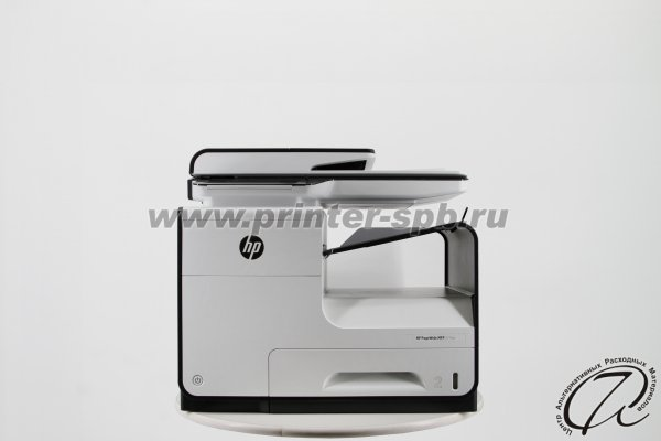 HP PageWide 377dw, 3D